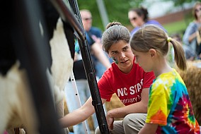 2016 NC State CVM Open House