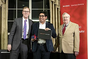 NC State-Ceva Specialists in Poultry Medicine Graduation