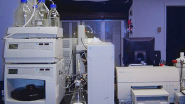 NC State HPLC equipment