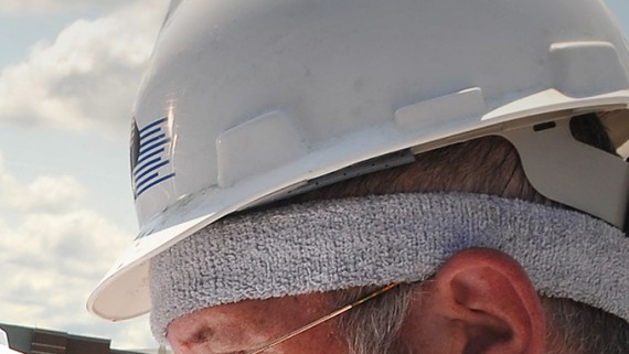 man in hardhat