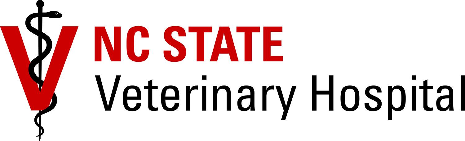 NC State Veterinary Hospital Logo