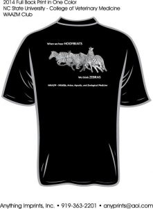 T-shirt example